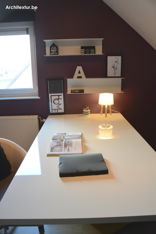 Aménagement et décoration complète d\'un bureau • Architextur ...